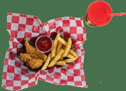 chicken kids meal